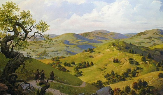 green-hill - Ted Nasmith